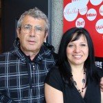 Graciela Echague  et michel Boujenah